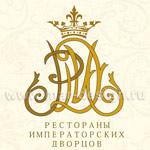 Дизайн логотипа для ресторанов императорского дворца