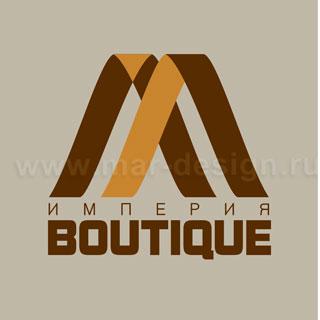 Дизайн логотипа для магазина-бутика