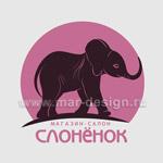 Разработан на заказ дизайн логотипа для магазина игрушек
