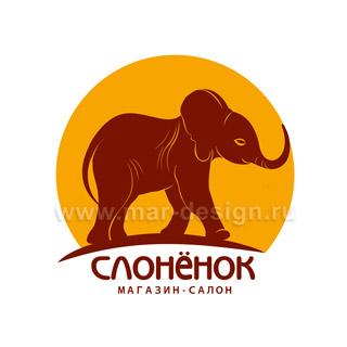 Дизайн логотипа на заказ для магазина игрушек