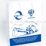 Можете заказать бумажные пакеты с логотипом, дизайн пакетов MAR-design студия
