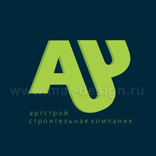 Логотип на заказ для строительной компании Петербурга