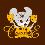 Дизайн логотипа для сырного бутика