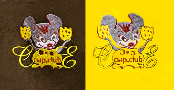 Дизайн логотипа на заказ для магазина