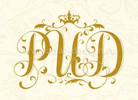 Логотип для Императорских Дворцов