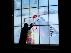 Дизайн самоклеющихся пленок на витрины