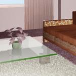 Фрагмент комнаты в 3D