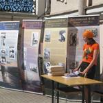 баннер, выставка, оформление